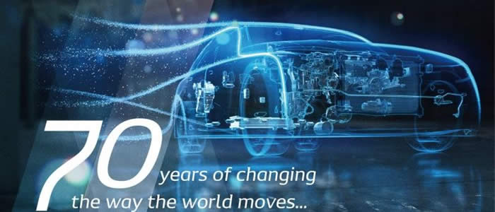 DENSO: 70 years of leading
