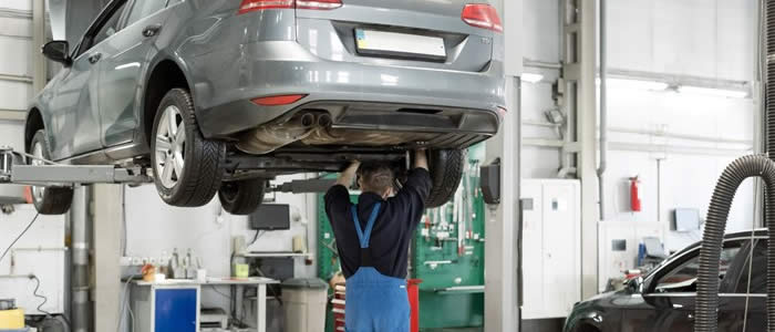DENSO - Five mistakes in garages